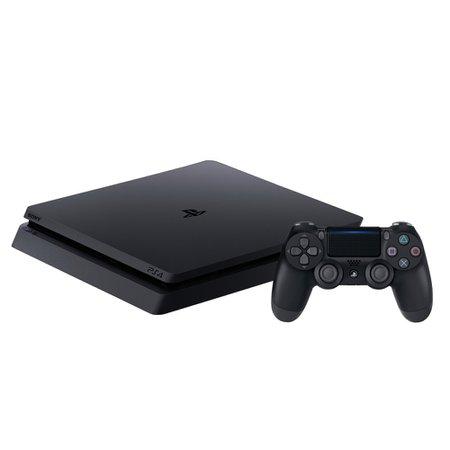 Playstation 4 Sony Hits Bundle 4, 1TB, 1 Controle Sem Fio, 3 Jogos Fisicos