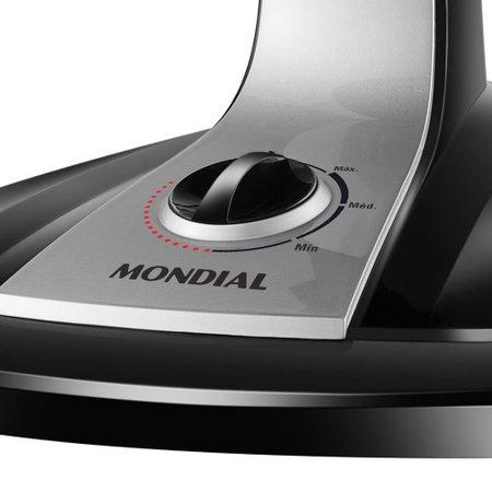 Ventilador Mondial Turbo, 3 Velocidades, 70W - NVT-40