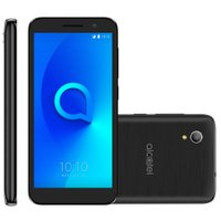 Smartphone Alcatel A1, 4G, 8GB, 8MP, Dual Chip, Preto - 5033J