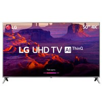 Smart TV Ultra HD LED 50'' LG, 4K, 4 HDMI, 2 USB, Wi-Fi - 50UK6520PSA