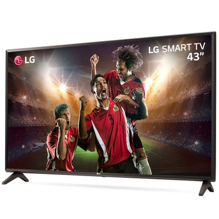 Smart TV LED 43 LG, Full HD, 2 HDMI, 1 USB, Wi-Fi - 43LK5750PSA