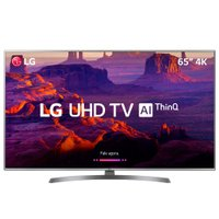 Smart TV Ultra HD LED 65'' LG, 4K, 4 HDMI, 2 USB, Wi-Fi - 65UK6540PSB