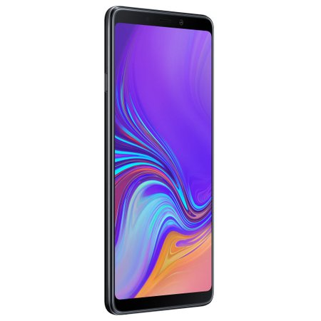 Smartphone Samsung Galaxy A9, Quad Câmera, 128GB, 6GB RAM, 4G, Preto - A920F