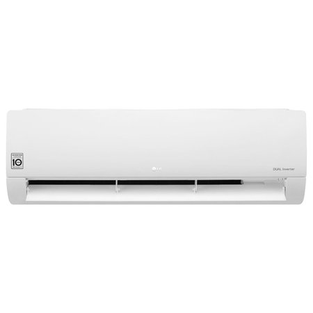 Ar-Condicionado Split LG Dual Inverter, Quente e Frio, 12.000 BTUS - S4-W12JA3WA