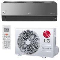 Ar-Condicionado Split LG Dual Inverter, Artcool, 18000btus, Quente/Frio