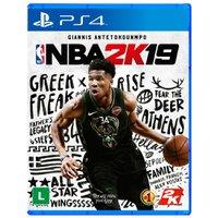 NBA 2K19 para PS4