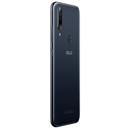 Smartphone Asus ZenFone Max Shot, 64GB, 4G, Câmera Tripla, Preto - ZB634KL