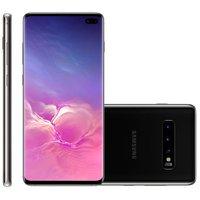 Smartphone Samsung Galaxy S10 Plus, 128GB, 4G, Câmera Tripla, Preto - G975F