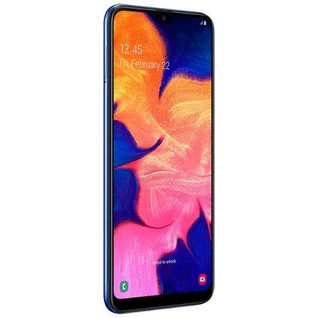 Smartphone Samsung Galaxy A10, 32GB, 13MP, 4G, Dual Chip, Azul - A105M