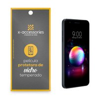 Película de Vidro para Celular LG K11 Alpha - X-Accessories