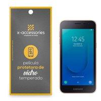 Película de Vidro para Celular Samsung J2 Core - X-Accessories