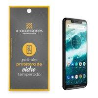 Película de Vidro para Celular Moto One - X-Accessories