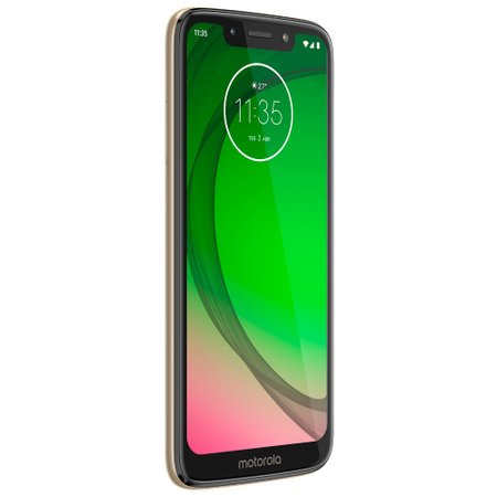 Smartphone Motorola Moto G7 Play, 32GB, 13MP, 4G, Dual Chip, Ouro - XT1952-2