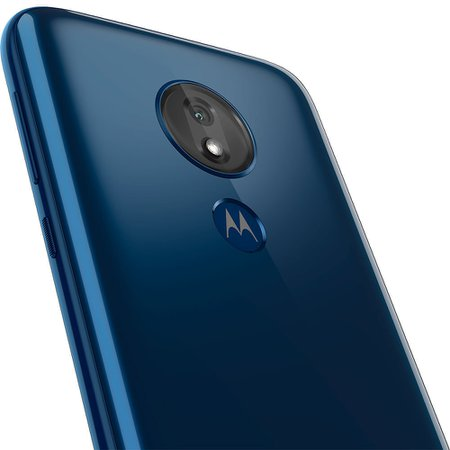 Smartphone Motorola Moto G7 Power, 64GB, 12MP, 4G, Dual Chip, Azul Navy - XT1955