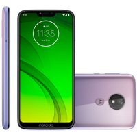 Smartphone Motorola Moto G7 Power, 64GB, 12MP, 4G, Dual Chip, Lilás - XT1955