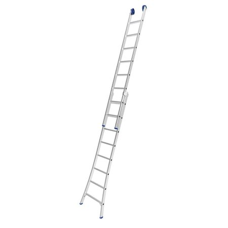 Escada de Alumínio Mor, Extensível, 2x8