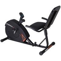 Bicicleta Ergométrica Magnética Horizontal Dream Energy H II, 5 Funções