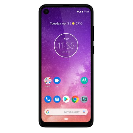 Smartphone Motorola One Vision, 128GB, 4G, 48MP + 5MP, Bronze - XT1970