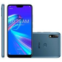 Smartphone Asus Zenfone Max M2 Plus, 32GB, 4G, 12MP + 5MP, Azul - ZB634KL