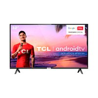 Smart TV Android LED HD 32'' TCL, 2 HDMI, Wi-Fi, Bluetooth - 32S6500S