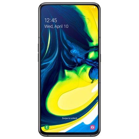 Smartphone Samsung Galaxy A80 Preto