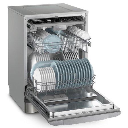 Lava-Louças Electrolux, 14 Serviços, Inox - LV14X