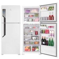 Refrigerador / Geladeira Electrolux 2 Portas Frost Free, 431L, Branco - TF55