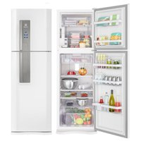 Refrigerador / Geladeira Electrolux 2 Portas Frost Free, 402L, Branco - DF44