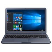 Notebook Samsung Essentials E20 Metallic, Processador Intel® Celeron, Tela 15.6