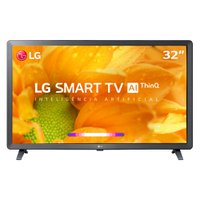 Smart TV LED 32'' LG, 3 HDMI, 2 USB, Wi-Fi - 32LM625