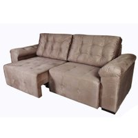 Sofa 3 Lugares Retratil Bressiani Amanda