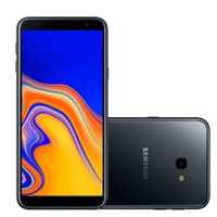 Smartphone Samsung Galaxy J4 Plus, 32GB, Dual Chip, 13MP, 4G, Preto - SM-J415G