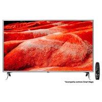 Smart TV Ultra HD LED 50 LG, 4K, 4 HDMI, 2 USB, Smart Magic - 50UM7500PSB