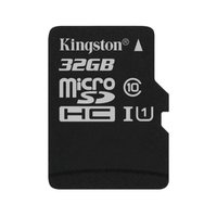 Cartao de Memoria MicroSD 32GB Kingston 80MB/s
