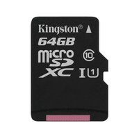 Cartao de Memoria MicroSD 64GB Kingston