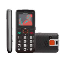 Celular Semp, 32MB, Bluetooth, Senior - Go 1E