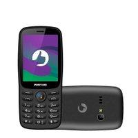 Celular Positivo, 512MB, 3G, Camera VGA, Dual Chip, Preto - P70S