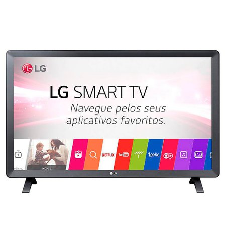 Smart TV LED 23,6 LG 2 HDMI USB