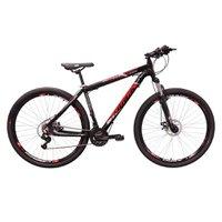 Bicicleta Caloi TKS 29 P, Aro 29, Track Bikes, Preto