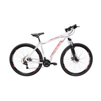 Bicicleta Caloi TKS 29 W, Aro 29, Track Bikes, Branco