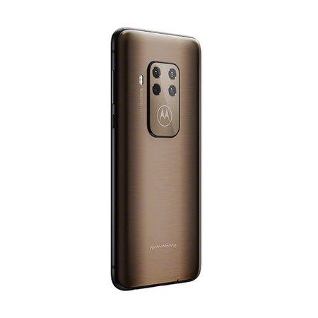 Smartphone Motorola One Zoom, 128GB, Dual Chip, 4GB, Bronze