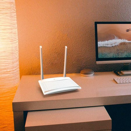 Roteador Wireless 300MB TP-Link - TL-WR820N