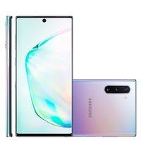 Smartphone Samsung Galaxy Note10, Dual Chip, 256GB, Prata - SM-N970F