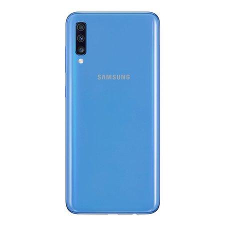 Smartphone Samsung Galaxy A70, 128GB, Câmera Tripla, Dual Chip, Azul - A705M