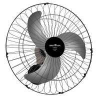 Ventilador de Parede Britânia Turbo, 3 Pás, 160W - BVT60PM