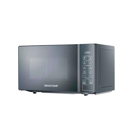 Micro-ondas Brastemp 32 Litros, 1100W, Espelhado - BMS20AR