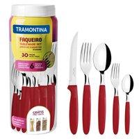 Faqueiro Ipanema Tramontina, 30 Pecas - 23398/788