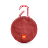 Caixa de Som JBL Clip 3 Red com Bluetooth