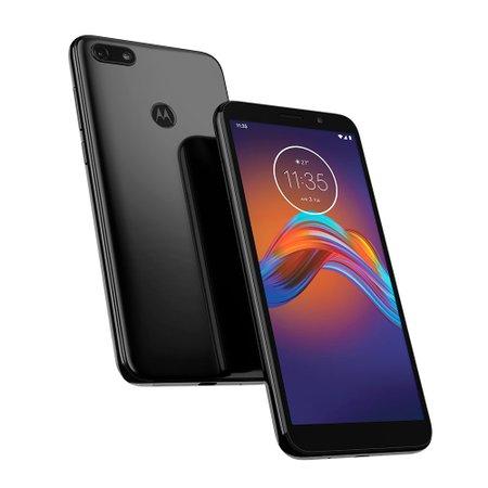 Smartphone Motorola Moto E6 Play, 32GB, Dual Chip, 8MP, 4G, Preto - XT2029