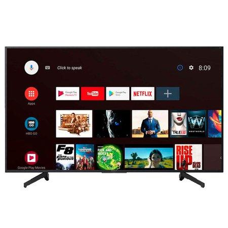Smart TV LED 65 Sony 4K, 3 USB, 4 HDMI - XBR-65X805G